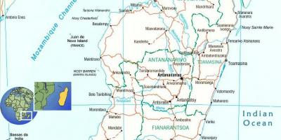 Madagascar river map - Map of Madagascar river (Eastern ... on wind map of madagascar, agriculture map of madagascar, mineral map of madagascar, topographic map of madagascar, geography of madagascar, physical map of madagascar, natural resource map of madagascar,